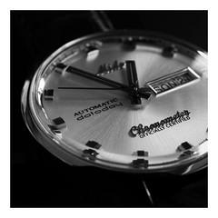 Mido Commander Datoday Chronometer (DavidB1977) Tags: montre watch nikon d610 monochrome bw nb micronikkor 40mm mido commander datoday chronometer