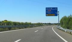 A-23-51 (European Roads) Tags: a23 huesca zuera zaragoza españa aragón spain autovía