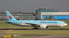 HL8252 Boeing 777-FB5 Korean Air (lee_klass) Tags: hl8252 boeing boeing777 boeing777f boeing777fb5 b77l koreanair kal ke aeroplane aviation aviationphotography aviationspotter aviationenthusiast aviationawards airplane jet aircraft cargo freighter canon canonaviation canoneos750d canonef75300mmf456 amsterdamschipholairport ams eham amsterdam schipholairport schiphol netherlands planespotting jetliner jetaircraft twinenginedjet plane aircraftphotography transport airtransport vehicle
