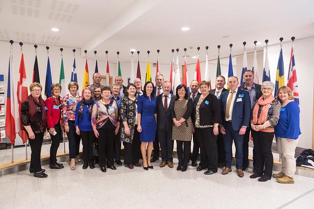 Visitors Group November 2017