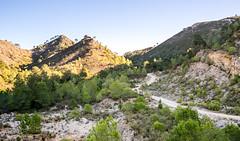 Into the hills (MarxschisM) Tags: spain barxeta valenciana hills track road