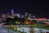 Vancouver at night (maestro17ca) Tags: mainst lowermainland ewaterfrontrd downtownvancouver downtowneastside vancouver vista view skyline cityscape harbourcenter crabpark nightphotography nightlights longexposure canadaplace streetphotography condos architecture buildings burrardinlet vancouveratnight