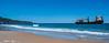 The sophia (Bilel Tayar) Tags: vacance2015 sophia sea seascape guerbez skikda algerie sky ciel summer echouée solitude alone beach boat algeria
