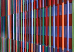|<| (Karsten Gieselmann) Tags: 1240mmf28 architektur bavaria em5markii fassade formen germany linien mzuiko microfourthirds museumbrandhorst olympus stadt architecture city front kgiesel lines m43 mft shapes münchen bayern deutschland