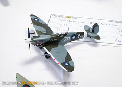 A2 - Spitefire Mk VIII - Bruce Patchett