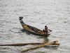 Pescador, a su manera (Nebelkuss) Tags: myanmar sitwe birmania burma barca boat pescador fisherman fujixt1 canonfd100f28 asia
