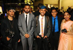 The colourful crew from @rgfofficial representing at @visaffcanada gala #surreybc #visaff #visaff2017 #surrey604
