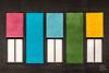 Colorful windows (Julien CHARLES photography) Tags: 5dm4 5dmiv brazil brésil hdr rio riodejaneiro architecture art brick bricks brique colors graphic lines minimalism minimalist symetric symetrie windows