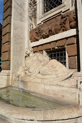 Rome, Italy - The Four Fountains - Diana (jrozwado) Tags: europe italy italia rome roma unescoworldheritage fountain fontana fourfountains quattrofontane diana