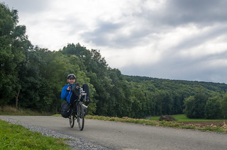 Tauber Valley cycling