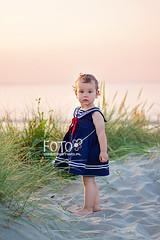 Beach portrait... (aniadudek) Tags: child girl beach