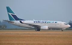 C-GWJT (LAXSPOTTER97) Tags: airport aviation airplane cyxx westjet boeing 737 737700 cgwjt cn 40338 ln 3529