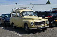 1963 Volvo 2434D DL-22-57 (Stollie1) Tags: 1963 volvo 2434d dl2257 arnhem