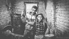 Boys (#Weybridge Photographer) Tags: canon slr dslr eos 5d mk ii nepal kathmandu asia mkii phutung monochrome boys children portrait