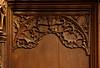 Cappenberg, Westfalen, Stiftskirche, stalls, back (groenling) Tags: cappenberg nrw westfalen nordrhein germany deutschland de stiftskirche stalls chorgestühl wood holz carving woodcarving ornament