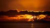 Calheta Sundown - Madeira, Portugal (Sebastian Bayer) Tags: 169 rot olympus warm calheta meer sonne urlaub sonnenuntergang omdem5ii omd atlanik madeira wasser wolken portugal