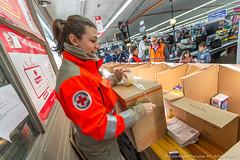 Banque Alimentaire 2017 - Adrien Rozès (Croix-Rouge des Hauts-de-Seine) Tags: banque alimentaire croix rouge française hautsdeseine solidarité 92 bourglareine
