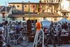 Mercatone dell'antiquariato | Naviglio Grande (Alessandro Perazzoli) Tags: milano naviglio navigli mercato street photography