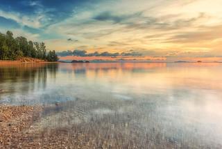 0642 The Paradisiac Sunset