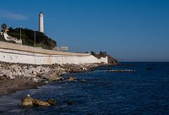 Faro_de_Calaburras (Mikhail Serbin) Tags: faro farol lighthouse маяк calaburras spain malaga fujifilm sea gibraltar