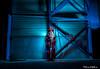 SaiNt NiCoLaS was kidnapped (Meli's Eye) Tags: saint nicolas santa claus light painting lightpainting lumiere nuit peinture dark night melisa lefebvre photo photography photographie fotografia luz pintura pere noel