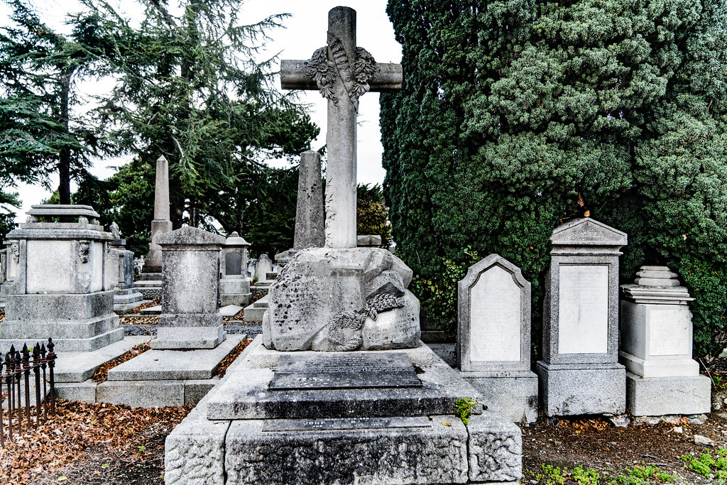 MOUNT JEROME CEMETERY IS AN INTERESTING PLACE TO VISIT [IT CLOSES AT 4PM]-134304