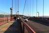 Over the Bridge (H. P. Filho) Tags: dslr apsc canoneosrebelt5i canonefs1018mmf4556isstm digitalphotoprofessional sanfrancisco goldengate bridge people cars faved 50view 2fav 3fav 100view 250view getty 500view