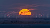 Super Moonrise (Eric Dugan) Tags: supermoon moonrise december windmill water twilight fullmoon