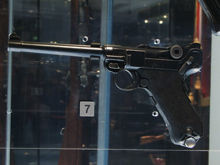 Luger_P08.Tula_weapons_museum