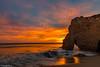 Fire Sky, El Matador (Greg Clure Photography) Tags: photo california workshop beach southern sunset elmatador monica malibu image tour mountains national recreation santa area