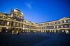 The Louvre (jonsimeral) Tags: paris thelouvre night