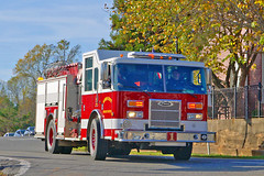 Dawson County No.1 Rolling (redhorse5.0) Tags: firetruck dawsonvillegeorgia emergencyvehicle dawsoncountygeorgia truck sonya850 redhorse50 townsquare