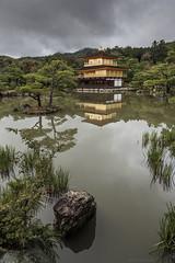 Kinkaku-ji (andyrousephotography) Tags: japan kyoto kinkakuji thegoldenpavilion golden gold rokuonji temple buddhist buddha andyrouse canon eos 5d3 5dmkiii ef24105mmf4l