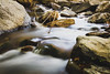 creek.. (ckollias) Tags: creek beautyinnature blurredmotion closeup day longexposure milkyway motion nature nopeople outdoors riverscape rockobject scenics slowshutter slowshutterspeed tranquilscene water waterfall
