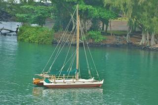 Hilo Bay Hawaii
