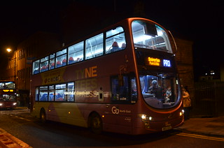 Go North East: 6044 / NK12GCU