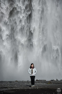 Enormous Fall | Iceland