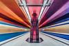 [underground series: Candyman] (depthobsessed) Tags: metro metrostation subway subwaystation longexposure lowpov underground ubahnmünchen tube futuristic fullframe lines lights linien publictransport publicstation depthobsessed sonyilce7m2 teamsony