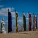 Around Mahabodhi International Meditation Centre (MIMC) near Leh, Ladakh - Northern India