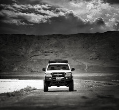 The Explorer (-mtnoxx-) Tags: toyotatacoma overland 4x4 truck offroad dramatic clouds vehicle rooftoptent tepui