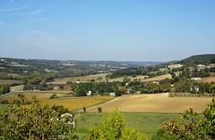 Lauzerte (France-♥) Tags: 1111 france paysage landscape campagne champs fields