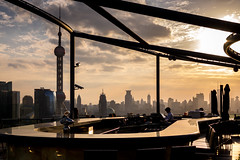 (Rob-Shanghai) Tags: banyantree hotel rooftop shanghai china sony rx10m2 bar cityscape pearltower skyline