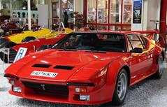 Pantera GTS (Schwanzus_Longus) Tags: sinsheim museum german germany italy italian old classic vintage car vehicle sport sports coupe coupé detomaso de tomaso pantera gts