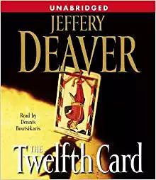 Jeffery Deaver book fan photo