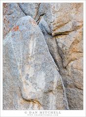 Fractured Granite (G Dan Mitchell) Tags: fractured granite stone rock cliff face eastern sierra nevada bishopcreek north lake nature landscape california usa america