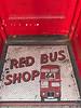 Red Bus Shop (tommyajohansson) Tags: faved london england unitedkingdom gb gwl mosaic redbusshop guessedbysteveway