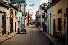 Down The Road (holycalamityscreaminsanity) Tags: cubanarchitecture art church portrait landscape cuban buildings sunset nature castillo water cuba