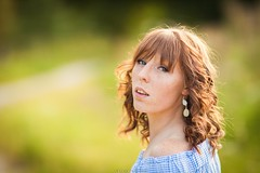 Océane (jdu.photo) Tags: shooting naturallight girl woman frenchgirl french canon50d 50d 85mm f12 blueeyes redhead redhair outside outdoor