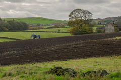 Mixed Farming in the Pennines (Tim Melling) Tags: mixed farming arable pasture ploughing rolling countryside pennines west yorkshire timmelling