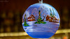 Christmas tree ornament (keriarpi) Tags: christmas tree ornament xmas budapest fair winter festival decoration sphere ball